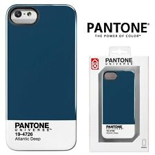 Pantone Universe Genuine Back Case for Apple iPhone 5 5S SE Cover Slim New Blue