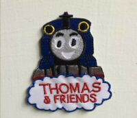 Thomas and Friends art badge Embroidered Iron or Sew on Patch