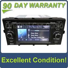 Toyota PRIUS C Radio GPS Navigation Entune CD Player Bluetooth OEM 86140-52110