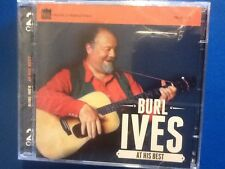 BURL. IVES.        TWO. DISCS.        AT. HIS. BEST.