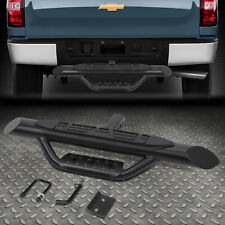 """FOR 2""""RECEIVERS TRUCK BED HEAVY DUTY ALUMINUM 3.75""""OD OVAL TOWING HITCH STEP BAR"""