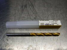 "New listing Kennametal 3/16"" Carbide Coolant Thru Drill K212A01875Hp Kc7515 (Loc1821A)"