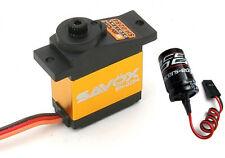 Savox SH-0254 High Torque Micro Digital Servo + Free Glitch Buster
