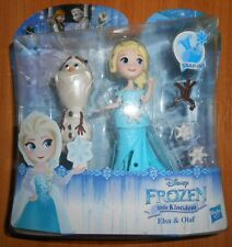 Disney - La Reine des Neiges Little Kingdom - Figurine Mini 8 cm ELSA OLAF - F38
