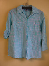 CARIBBEAN JOE Ladies Shirt / Size Petite L / NWT