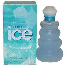 Samba Ice by Perfumer's Workshop for Women - 3.3 oz EDT Spray