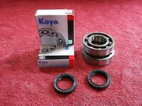 Yamaha DT125LC MK 2 1985-1987 Koyo Crank bearings & seal kit