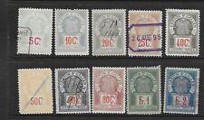 Switzerland Locals - 1893 St Gallen to 2fr(10)