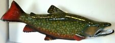 "Brook Trout 21"" Wall Art"