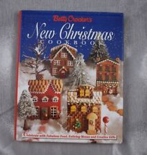 NEW Betty Crocker's New Christmas Cookbook Hardcover 1993