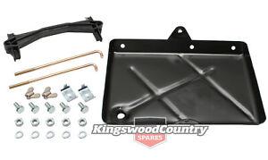 Holden Battery Tray +Holder + Mount Screws Kit HK HT HG Hold Down clamp