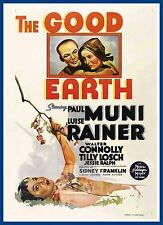 The Good Earth   1940's Movie Posters Classic Cinema