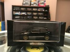 Minichamps Ford Focus RS Le Mans Ed Ford MK2 Tribute Black 1/43 MIB Ltd 504 pcs