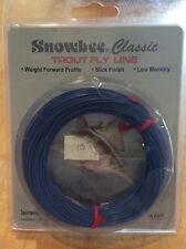 Snowbee Classic Weight Forward Intermediate Fly Lines