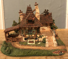 Disney Beauty And The Beast French Village Belle's House