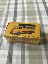 ATLAS DINKY SUPERTOYS FORD CAMION BÂCHE 'CALBERSON' TRUCK #25JJ (Mint/Sealed)
