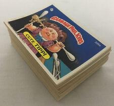 Vintage Rare 1986 Topps Garbage Pail Kids Series 9 Full Set A & B Cards 335-378