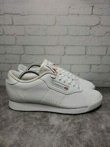 Reebok Women's Classic White Leather Sneakers 7.5