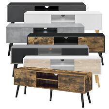 [en.casa] Fernsehtisch TV Tisch Lowboard Board Fernseher Schrank Unterschrank