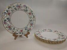 Noritake La Prada Set of 4 Dinner Plates - Bone China
