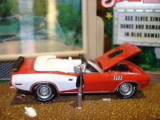 1971 71 Plymouth Barracuda 440 Limited Edition 1/64 Gl 1970'S Muscle Mopar Rod