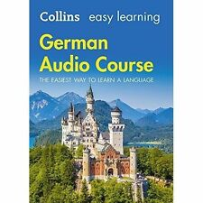 Easy Learning German Audio Course: Language Learning the easy way with Collins (