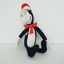 "Cat In The Hat Stuffed Plush Official Movie Toy 2003 Dr. Suess 11""  C"