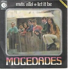 "MOCEDADES 7""PS Spain 1970 Let it be ( THE BEATLES )"