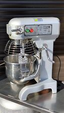 More details for buffalo cd605 commercial mixer with 3 attachments (10 litre)