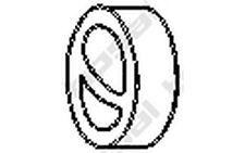 BOSAL Almohadilla de tope, silenciador BMW Serie 5 3 7 255-766