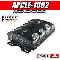 Audiopipe 2 Channels Mosfet Power Amplifier Car Amplifier ( APCLE-1002 ) RF