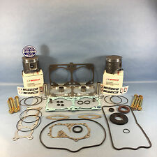 POLARIS 800 WISECO PISTONS COMPLETE GASKET SET OIL SEALS FIX KIT 2008-2009 RMK
