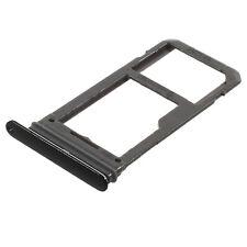 OEM SIM MicroSD Card Tray Slot Holder Part for Samsung Galaxy S8 G950 Black
