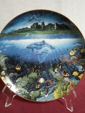A Discovery Off Anahola Colllector'S Plate By R. Nelson