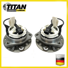 2X FRONT WHEEL BEARING FOR FIAT CROMA VAUXHALL SIGNUM VECTRA C SAAB 9-3 1603294