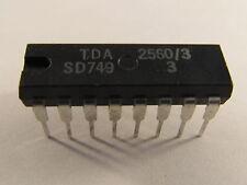Tda2560/3 PHILIPS luminance and Chrominance Control combination