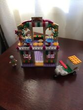 Lego Friends Pizza Shop, No Instructions No Box