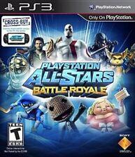 PlayStation All-stars Battle Royale Playstation3