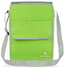 Binlion Lunch Cooler Tote Bag - Green - NEW