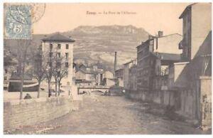CPA 01 TENAY LE PONT DE L'ALBARINE
