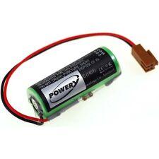 Pila de Litio PLC para Sanyo CR17450SE-R 3V 2000mAh/6Wh Lithium-Mangandioxid Ver