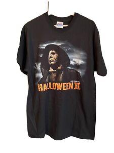 Rare vintage Halloween movie promo T-shirt Deadstock Size Large