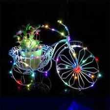 LED décoratif 10m et 100 LEDS fils en cuivre, déco Noël, mariage, etc..