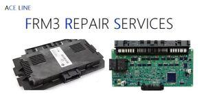 FRM3  Footwell Module BMW MINI REPAIR SERVICE. BMW E87 E90 and MINI R56