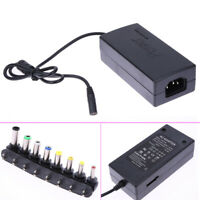 96W Universal AC Adapter Notebook Charger Power Supply For PC Computer laptop Q8