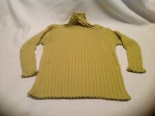 The Children's Place Girls Green Turtleneck 24 Mos.