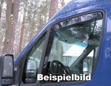 HEKO 15123 Windabweiser FIAT DUCATO /Citroen JUMPER /Peugeot BOXER 94-06 2tlg