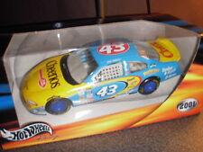 NIB 2001 John Andretti #43 Cheerios Diecast Metal Nascar 1:24 Scale (Hot Wheels)
