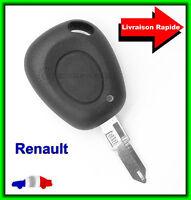 Coque Télécommande Plip Clé Pour Renault Scenic/Clio/Megane/Kangoo/Twingo/Master