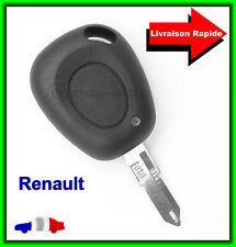 Coque Télécommande Plip Clé Renault Laguna/Megane/Espace/Safrane/Clio/Scenic